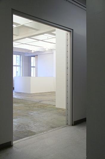 Thomas Erben Gallery - Gallery Door
