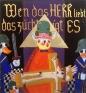 Blalla Hallmann Wen das HERR liebt das züchtigt es (Whom the Lord Loves he Chastizes), 1990.Rev