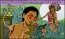 Chitra Ganesh Sugar and Milk, 2008. Digital C-print, ed. of 5 (+1 AP), 25.5 x 41.5 in.