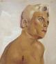 Vincent Geyskens Management, 2000/01. Oil on canvas, 18 x 16 in.