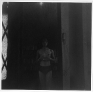 Adrian Piper Food for the Spirit #2, 1971. Silver gelatin print, 14.5 x 15 in, ed. of 3 (+1 AP).
