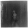 Adrian Piper Food for the Spirit #6, 1971. Silver gelatin print, 14.5 x 15 in, ed. of 3 (+1 AP).