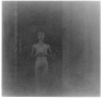 Adrian Piper Food for the Spirit #11, 1971. Silver gelatin print, 14.5 x 15 in, ed. of 3 (+1 AP).