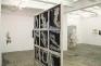 Installation view: Richard Staub, Dona Nelson, Richard Staub, Rose Wylie.