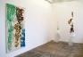 Installation view: Dona Nelson, Richard Staub.