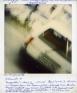 Horst Ademeit, untitled, 19.01.1996. Inscribed polaroid, 11 x 9 cm © Estate of Horst Ademeit / Delm