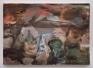 Jason Eberspeaker, Untitled, 2017. Oil on canvas 12 x 17 in.