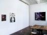 Installation view, project space: Whitney Claflin, Jenny Scobel, Yamini Nayar.