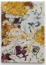 Résumé Youth, 2012. Oil, paper, ink, plaster, wire, thread, wax and sequinpatch on canvas,