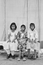 Licchma, Kaali and Raju, 2003. Archival inkjet print,edition of 7 (+1 AP), 42 x 28 in.