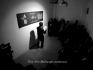 The Distribution of the Sacred System, 2010. Video documentation of Aktion (black & white, sound) DV