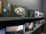 Installation view: Newsha Tavakolian, Blank Pages of an Iranian Photo Album, Art Basel Hong Kong.