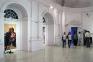 Installation view, Travancore Palace Gallery