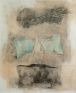Naiza KhanUntitled, 2006. Graphite, charcoal and watercolor on Fabriano paper,70.5 x 58.75 in.