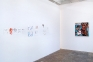 Installation view, project space.