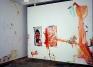 Haeri Yoo: Bugging, Talking, Teasing, 2006. Mixed media installation, 10 x 44 ft. in total (detail).