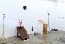 Elaine Stocki, installation view, east wall.