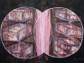 Shanna Waddell, Heaven\'s Gate and the Two Witnesses, 2010. Acrylic on canvas, 72 x 95 in.