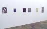 Whitney Claflin, installation view, west wall.
