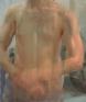 Balzac VI, 2008. Oil on canvas, 24 x 20 in.