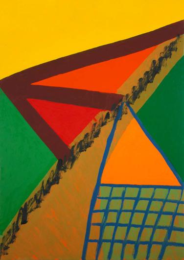 Harriet Korman - instability gallery image