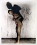 B, 2013. Hand-tinted silver gelatin print, edition of 5 (+2 AP), 37.5 x 29.25 in.