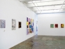 Installation view, west and north wall: Whitney Claflin, Bara, Nolan Simon.