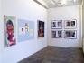 Installation view, project space (from left): Haeri Yoo, Ala Dehghan, Blalla Hallmann, Lorraine O\'G