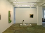 Installation view entering the gallery, east and north wall: Chen Ke.