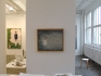 Installation view between main gallery and project space: Wei Jia.