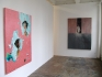 Installation view, Project space: Chen Ke, We Jia.