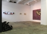 Installation view, east and south wall: Bita Fayyazi, Sadegh Tirafkan, Farshid Maleki, Rokni Haeriza