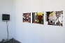 Installation view, project space: Shahab Foutohi, Amirali Ghasemi.