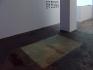 Nadia Khawaja - installation view, floor by north wall.
