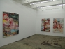 Harei Yoo Pain Patch - installation view.
