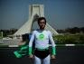 Sohrab Kashani: The Adventures of Super Sohrab, 2011. Video (4:27 min), performance, and photo serie