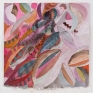 Jackie Gendel, Untitled, 2015. Gouache on paper, 12 x 12 in.