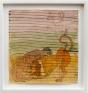 Jackie Gendel, Untitled, 2015. Gouache on paper, 10 x 10.5 in.