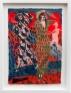 Jackie Gendel, Untitled, 2015. Gouache on paper, 8.5 x 11.5 in.