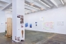 Installation view: south & west walls