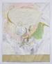 Gedächtnißschwund im Fruhling, 2008. Pencil on canvas. 56 x 73 in.