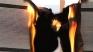 Carlos Rigau, Endless Fire, 2014. Video loop.