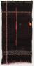 Diedrick Brackens, lost summer here, sweet sweet control, 2015. Woven acrylic, nylon and cotton yarn