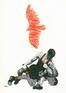 Mohsen Ahmadvand Untitled, 2009. Mixed media on cardboard,16.1 x 11.8 in.