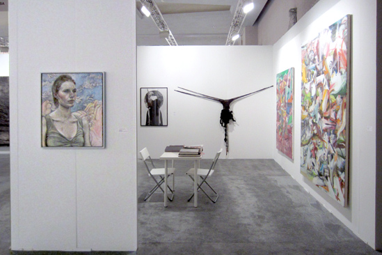 NADA Miami Beach 2012 installation gallery image