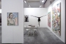 Installation view: Jenny Scobel, Senga Nengudi, Haeri Yoo.