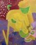 Nolan Simon, Guts (Thanks), 2011. Oil on canvas, 20 x 16 in.