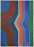Untitled, 1977. Oil on canvas, 84 x 60 inches.