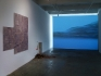 Installation view, west and north wall: Giovanna Sarti, Duy Hoang, Barry Gerson.