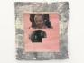 Jason Eberspeaker, Masked untitled I, 2019. Oil on canvas, 11 x 10 in.